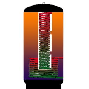 Picture of Hygiëne-combinatieboiler met 1 warmtewisselaar