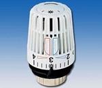 Afbeelding van Heimeier thermostaat regelelement K wit, Standaard