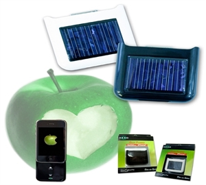 Picture of HiSun solar lader en batterij voor iPhone®