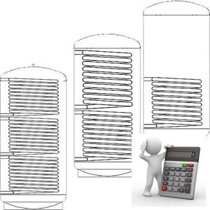 Picture of Berekening boiler warmtewisselaar oppervlakte warmte afname