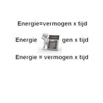 Afbeelding van Berekening GJoule en kWh