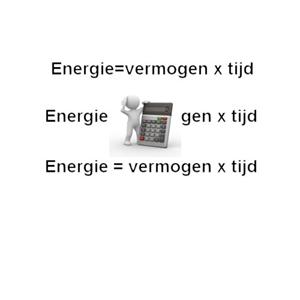 Picture of Berekening GJoule en kWh