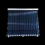 Afbeelding van L36HPCPC-500 Heatpipe zonnecollector Prisma-pro 18 CPC