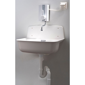 Picture of Warmwater gootsteen-set Perfect MIX 3,5 kW