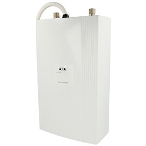 Picture of AEG doorstroomverwarmer DDLE 13 compact 400 V - 13 kW vaste aansluiting, elektr.