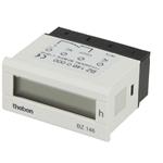 Afbeelding van Theben BZ 146 bedrijfsurenmeter digitaal, bedieningspaneel 22 x 45 mm