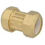 Afbeelding van Knelkoppeling voor PE, PVC buizen Koppelstuk