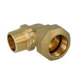 Afbeelding van Knelkoppeling voor PE-buizen met MS ring, haaks koppelst. US