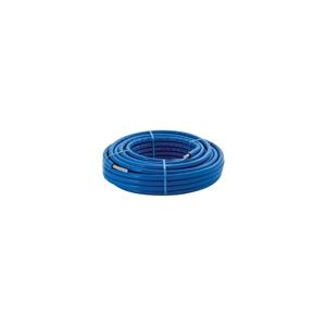 Picture of Geberit PushFit buis ML 20 x 50 m rond voor-geïsoleerd 13 mm blauw, op rol