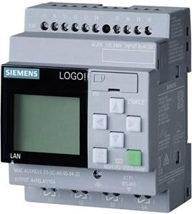 Picture of Voorgeprogrammeerde Siemens PLC voor slimme meterkast