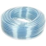 Afbeelding van PVC slang 100m zonder weefsel 6 x 10 mm Ø
