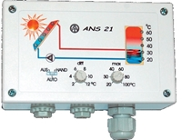 Picture of M36HPCPC-200 - HHB1-TA ANS21 solar controller