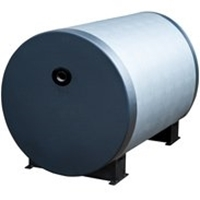 Picture of M36HPCPC-200-HHB1 - Liggend buffervat - 200 liter HHB-1