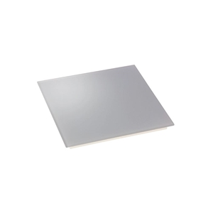 Picture of Vitramo Infrared wall heater 300 W surface-mount 600 x 600 x 17 mm white +80 °C