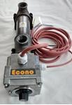 Afbeelding van Econo doorstroomverwarmer 3 KW - met ingebouwde vermogensregelaar