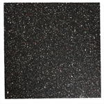 Afbeelding van Anti-vibratie rubberen mat 60 x 60 x 1 cm