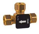 Afbeelding van Thermisch laadventiel met knelkoppelingen