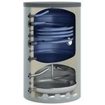 Afbeelding van Warmtepomp-combinatieboiler 300 l met 1 buiswarmtewisselaars zilver