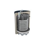 Afbeelding van Onderstel-verswaterboiler 150 l staand, met aansluitingen boven