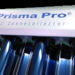 Afbeelding van set: 'M18HPCPC-200-HHB1' - Zonneboiler met 18 buis CPC collector en 200 liter liggende hygiëneboiler