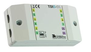 Picture of TDI5DL - DL bus extender analoge ingangen en PT1000